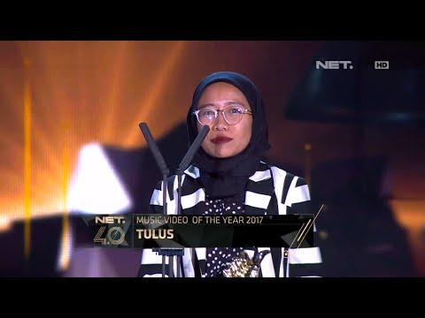 Music Video of the Year - Indonesian Choice Awards 2017: Tulus (Monokrom)