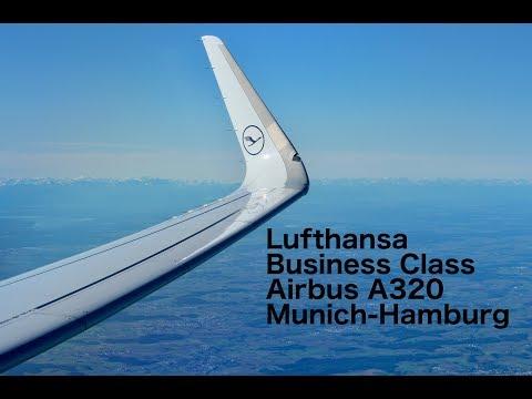 Flight Report: Munich-Hamburg Lufthansa Business Class Airbus A320