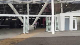 Former Olympic Stadium works