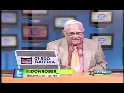 Don Robert critica a Mario Castillejos
