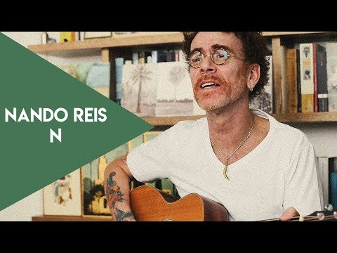 Nando Reis - N voz e violão