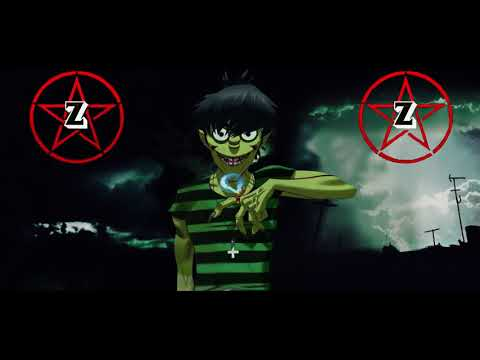 Gorillaz - HUMANZ - A Visual Tour