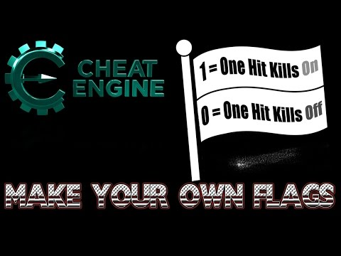 Game Hacking: Create Your Own Flags (1 Hit Kills )