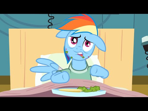 Rainbow Dash Nom Noms (feat. Parry Gripp's Nom Nom Song)