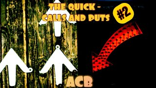 THE QUICK | EASY PUT | ACB | ANOTHER REVERSE STOCK SPLIT