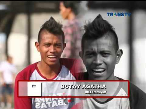 Extreme People Botay Agata Indonesia BMX HEro