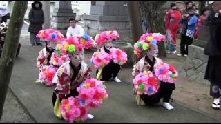掛尾町獅子舞保存会1-富山県富山市掛尾
