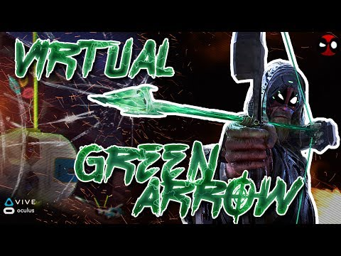 RAW VipeR | RAW DATA | GREEN ARROW Virtual Reality