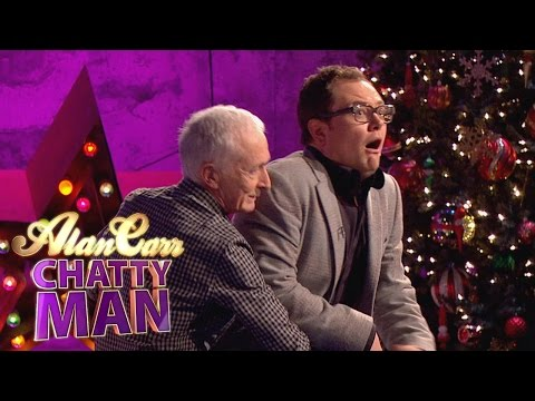 Alan Learns How To Be C3PO  Alan Carr: Chatty Man