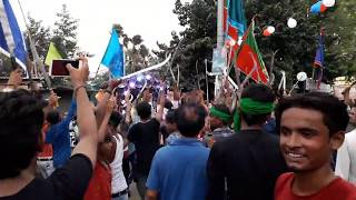 Akbaruddin owaisi dj remix  Tiger akhara Hajipur 2018