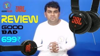 JBL T250SI Headphone Review in HINDI