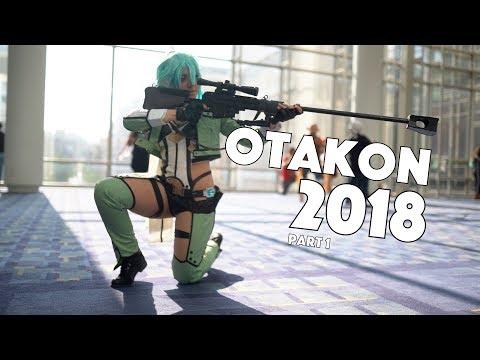 Otakon Cosplay 2018 part 1
