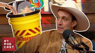 Chris has an Emergency Bucket - Ep. #588 - RT Podcast