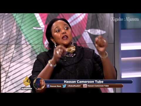 what did CS Amina say about SOMALIS?- Watch full video here