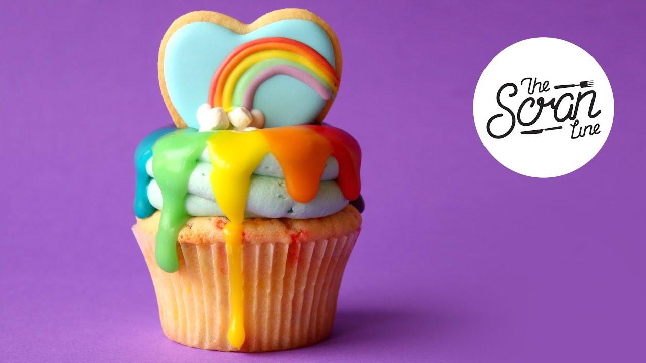 Cute Cupcake Wallpaper Rainbow Pride Cupcakes The Scran Line Youtube