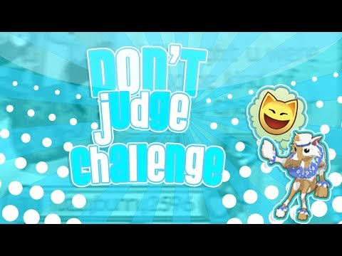 Don't Judge Challenge (90% will judge!!1!)   Animal Jam *FLASH WARNING!!*