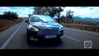 Test Ford Focus facelift