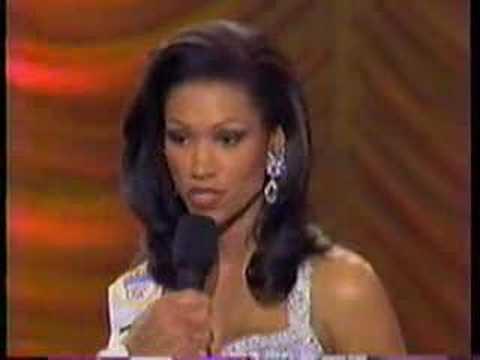 Miss USA 1997- Judges' Questions
