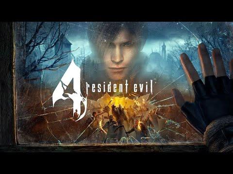 Resident Evil 4 VR - Official Trailer