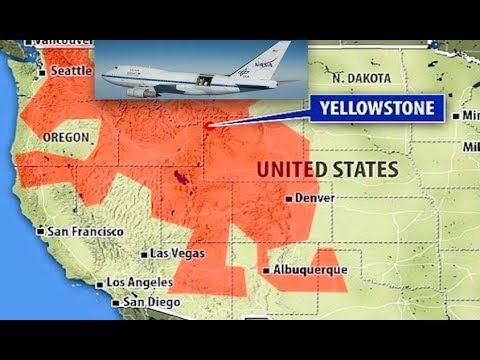 NASA Airborne Observatory Is Monitoring Yellowstone Supervolcano