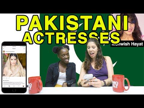 Like, DM, Unfollow: Pakistani Actresses