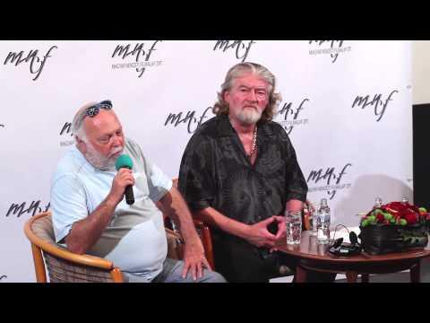 Film Writing Master Class II.: Joe Eszterhas in original language 12.