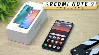 Redmi Note 9 Unboxing - Faster Yet Cheaper!