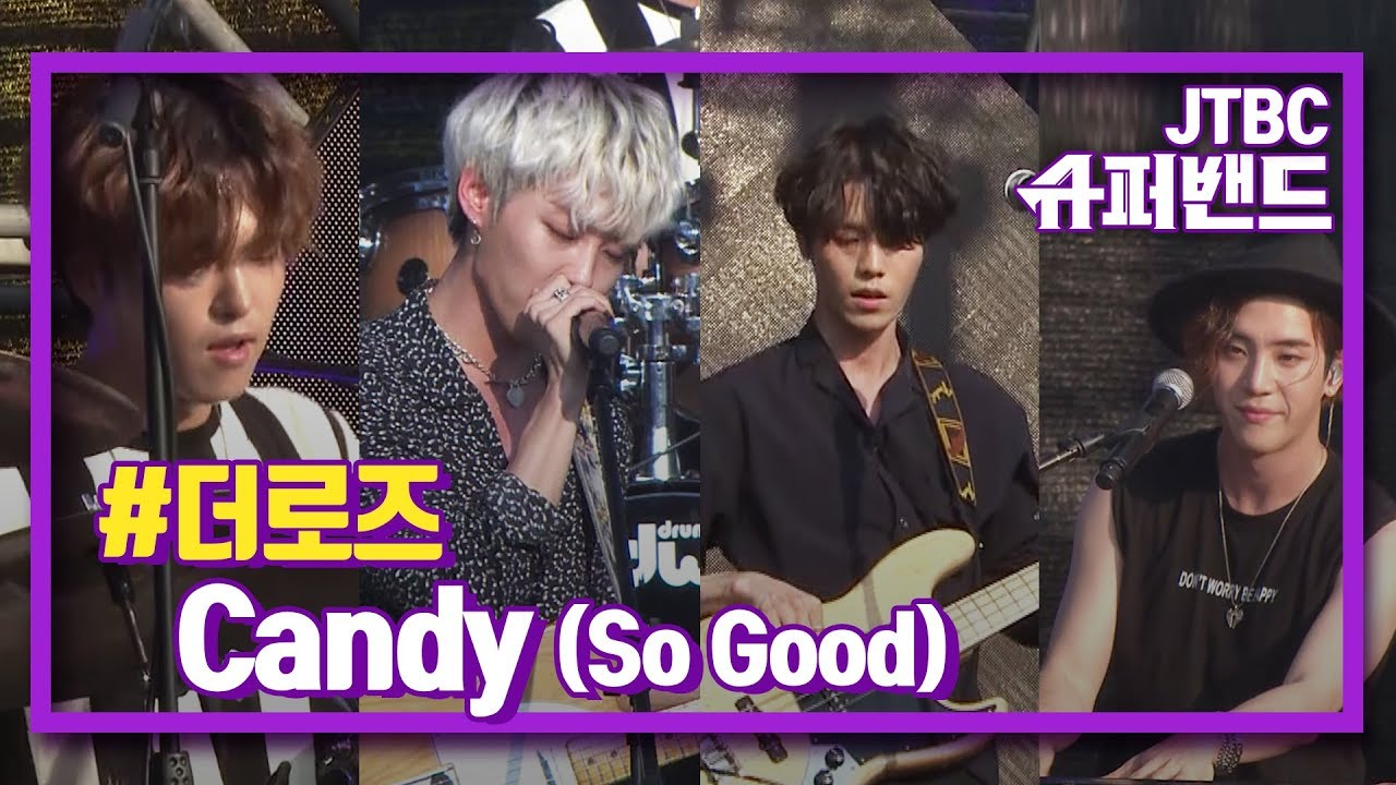 The Rose (더 로즈) - Candy/ JTBC Superband (슈퍼밴드)