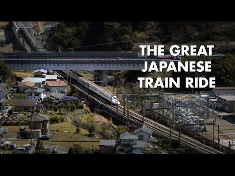 "Chris Tarrant: Extreme Railway Journeys Episode 5 ""The Great Japanese Train Ride"" Preview"