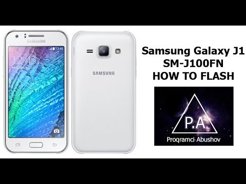 Download How To Download Samsung Galaxy J1 Sm J100fn Stock Firmware