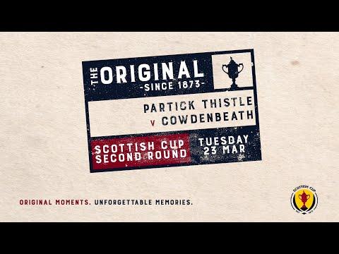 Partick Thistle Cowdenbeath Goals And Highlights