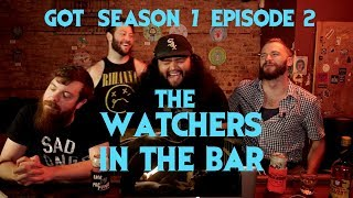 The Watchers in the Bar // Game of Thrones S07 Episode 2 \\
