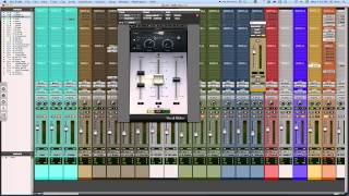 Mixing With Mike Plugin of the Week: Using VocalRider with Sidechain