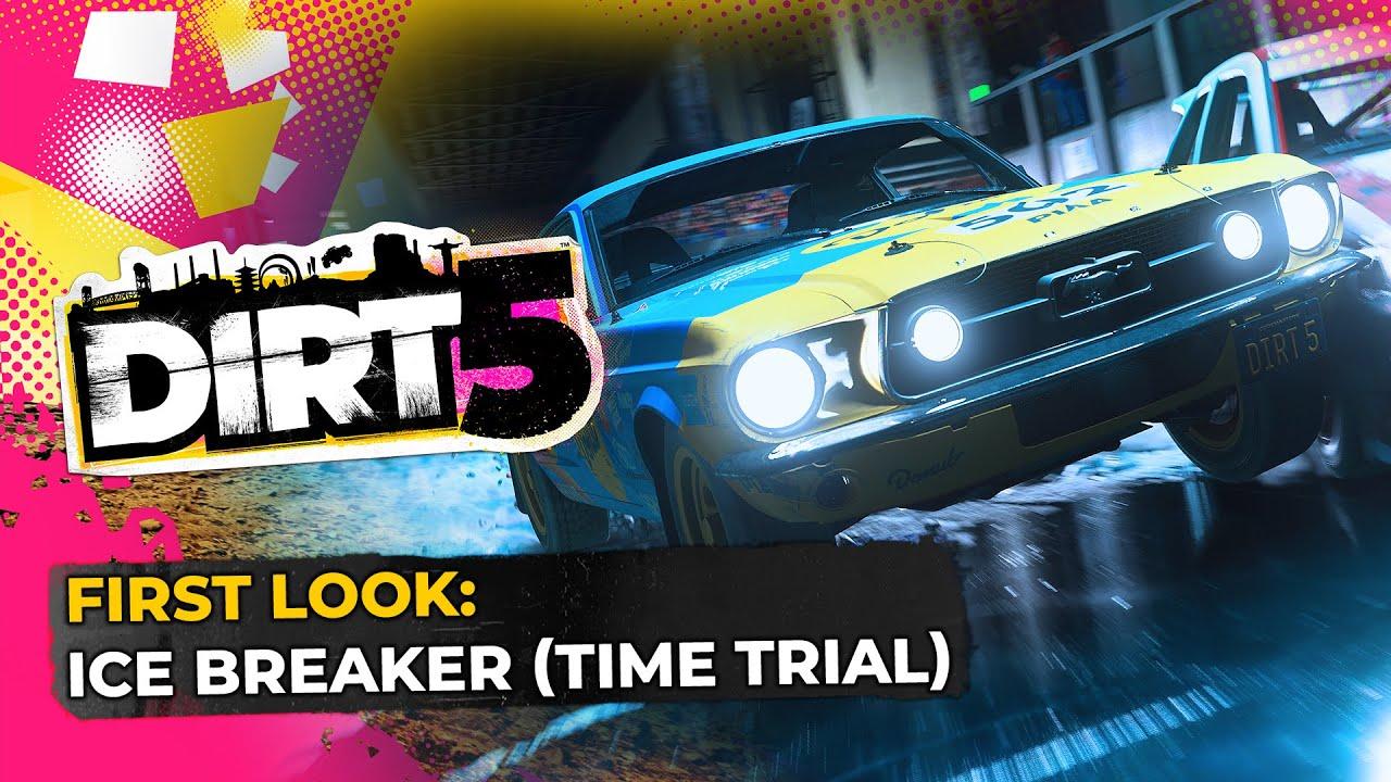 Video: Dirt 5 Ice Breaker First Look – YouTube