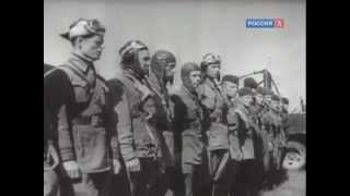 Союзкиножурнал №66-67 14 июля 1941 video HD Sojuzkinozhurnal #66-67 14-th of July 1941 WW2 Newsreel