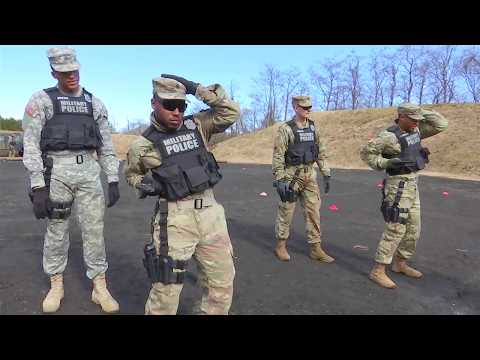 Law Enforcement Weapons Training And Qualification