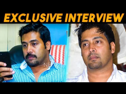 Actor Jai Akash Exclusive Interview - Telugu & Tamil Actor - Open heart with Akash