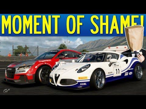 My Biggest Moment of Shame! (Gran Turismo Sport) thumbnail