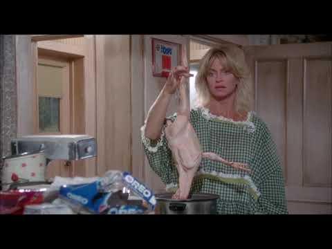 Первый раз у плиты ... отрывок из фильма (За бортом/Overboard)1987