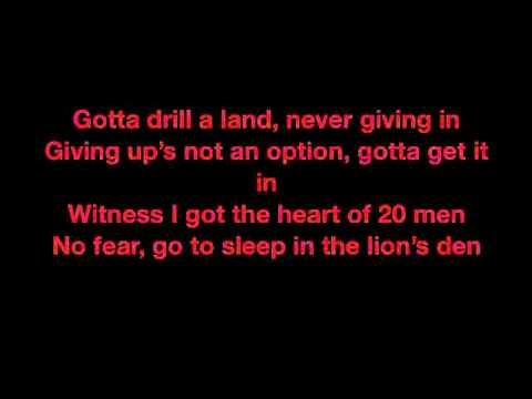 Good Feeling Lyrics