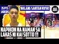 Kai Sotto SINUNTOK ng KALABAN! Napikon sa 35 Points, 14 Rebs at 5 Blocks ni Kai! TSF vs MGP