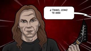 YANKO TOLIC 40 años de Thrash metal en Chile
