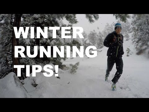 Cold Weather/Winter Running Clothing & Gear Considerations | Sage Canaday Tips