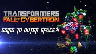 GOING TO OUTER SPACE IN FALL OF CYBERTRON?! [1080p]