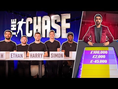 THE CHASE: SIDEMEN EDITION from YouTube · Duration:  57 minutes 42 seconds
