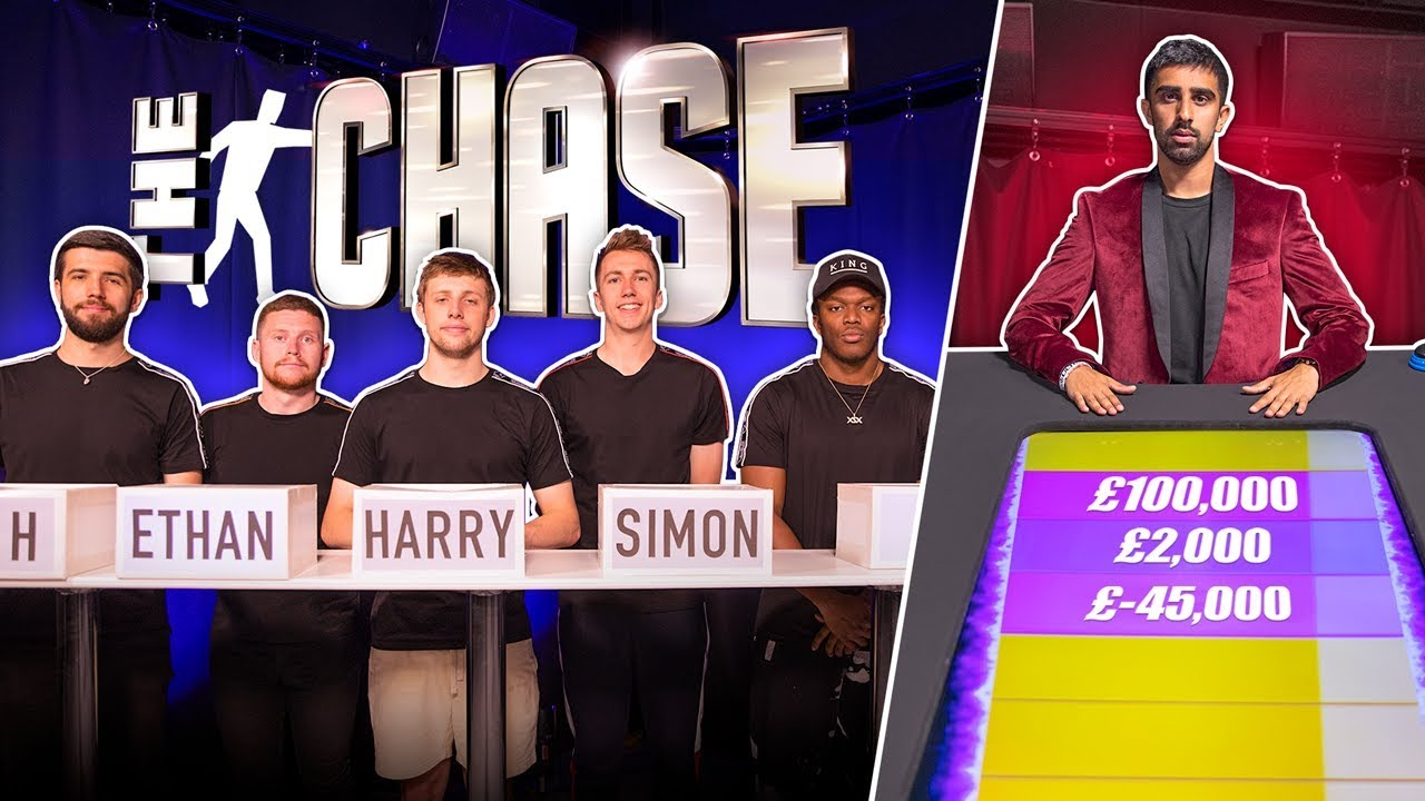 Download THE CHASE: SIDEMEN EDITION