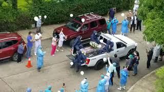 Enfermera muere por COVID 19 En Usulutan .Yaneth del Carmen Rodriguez Rodriguez