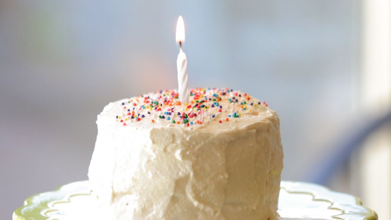 Easy Bday Cake Recipes