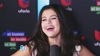 Selena Gómez tomó clases de español para conquistar a un mexicano Video
