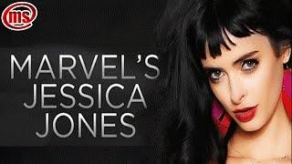 Новый промо тизер сериала Marvel и Netflix «Джессика Джонс»
